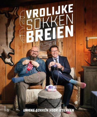 Boek - Vrolijke sokken breien