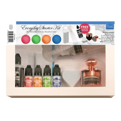 Every Day Alcohol Ink Starter Kit