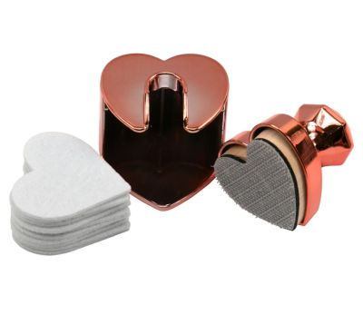 Alcohol Ink Deluxe Heart Applicator Tool