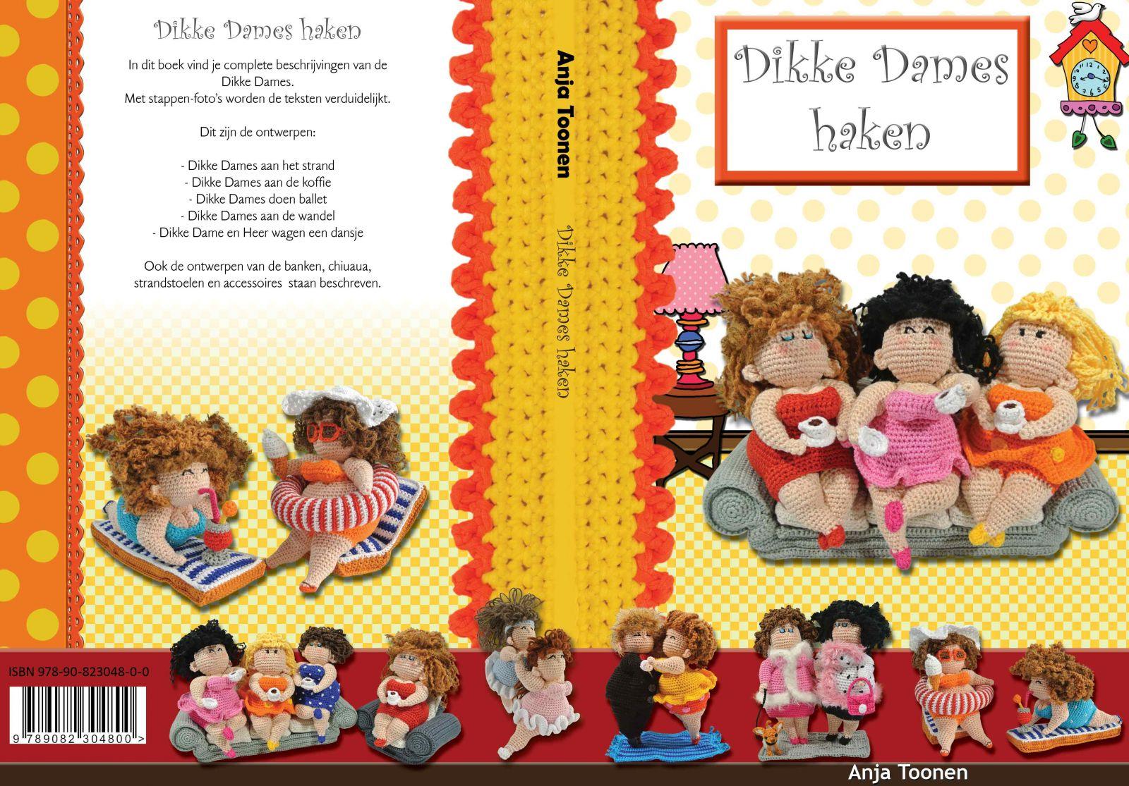 Dikke Dames Haken Haak Boeken Boeken En Tijdschriften Hobby