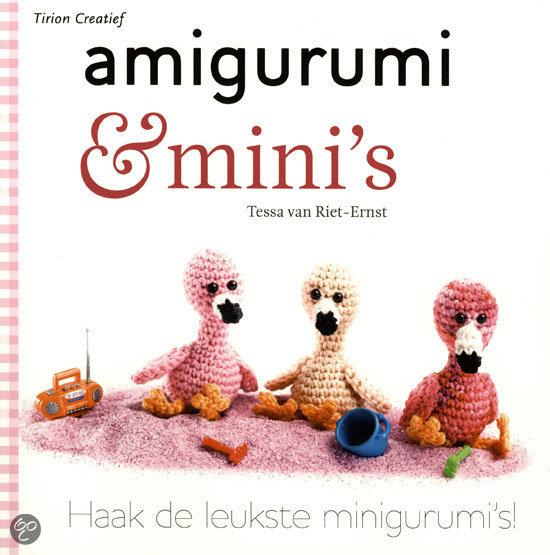 Amigurumi Minis Haak Boeken Boeken En Tijdschriften Hobby