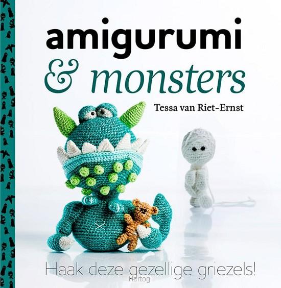 Amigurumi En Monsters Haak Boeken Boeken En Tijdschriften