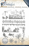 Pmcs10014 Clear stamp Winterfun