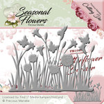 Pm10086 Pm mal seasonal flowers