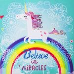 Dd3.007 Diamond Dotz Believe in miracles