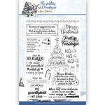 Adcs10018 Amy Design stempel The feeling