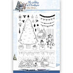 Adcs10019 Amy Design stempel The feeling