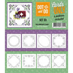 Codo-033 Dot & do cards only