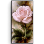 51016 Diamond painting rose roos