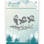 Jad10027 Winter classics winter birds