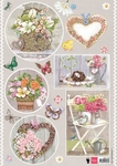 Ewk1239 Country style - Hearts