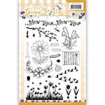 Pmcs10023 Clear stamp Pm Early spring