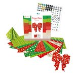 OR506C Origami paper Christmas 2
