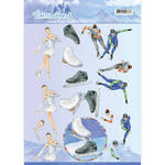 Cd11030 Knipvel Wintersports