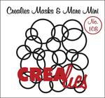 Clmmm108 Crealies masks en more n108