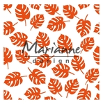 Df3449 Design Folder Tropical leaves