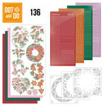 Dodo-136 Dot en do Christmas Florals