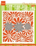 Df3451 Design Folder Daisies