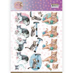 Cd11369 Amy Desgn knipvel Cats world