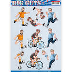 Cd11326 Knipvel YC Big guys - Sport
