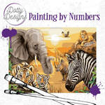 Painting by Numbers - Safari
