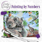Painting by Numbers - Wild Animals