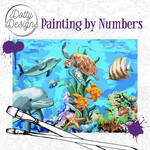 Painting by Numbers - Underwater World