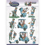 Knipvel - Yc - Funky Hobbies -  Golf
