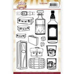Clear Stamps Yc Good Old Days - Whiskey