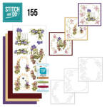 Stitch en do - Beautiful Garden - Allium