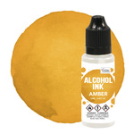 727335 Alcohol Ink - Amber 12ml