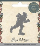 Add10002 Amy Design Ice skater
