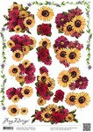 Cd10481 Amy design knipvel bloemen