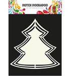 470713117 Dutch Doobadoo kerstboom