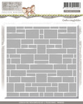 Pmemb10005 Embossing folder Rustic chris