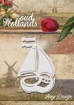 Add10049 Oud hollands Klompboot