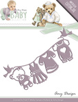 Add10053 Amy Design Baby clothes line
