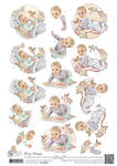 Cd10684 Amy desgn Vintage baby