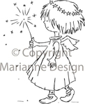Dds3309 Clearstamp Little Angel