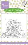 Dds3349 Don & Daisy - Scooting Daisy